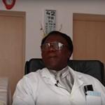 A nigériai-magyar orvos szerint is teljes képtelenség a 100 millió AIDS-es nigériai