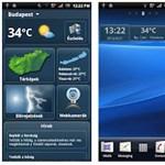 Sikeres a magyar időjárás-előrejelző alkalmazás