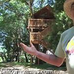 Faház-paradicsomot épített az oregoni férfi (videó)