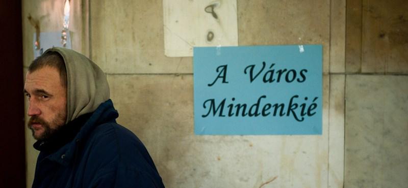 Láncreakciót indíthat el a hajléktalankérdés Budapesten