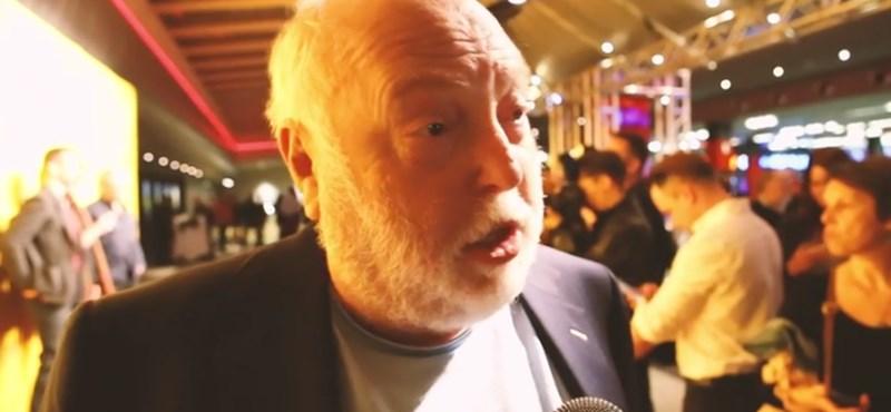 Andy Vajna reagált Sebestyén Balázsék tegnapi CEU-adására