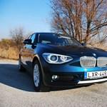 Teszt: mit tud a leggyengébb BMW?