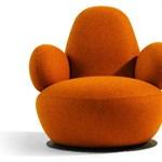 Színes buborék fotel, nemcsak gyerekeknek