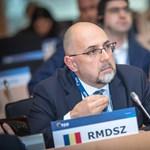 Behívták a magyar külügybe az ukrán nagykövetet Kelemen Hunor ukrajnai kitiltása miatt