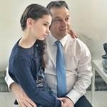 Intim családi fotót posztolt Orbán Viktor a Facebookon