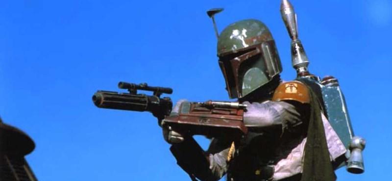 Star Wars-sorozat készül Boba Fett karakteréről