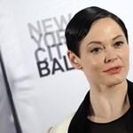 Rose McGowan: Hiába mondtam, hogy Weinstein megerőszakolt, nem hittek nekem