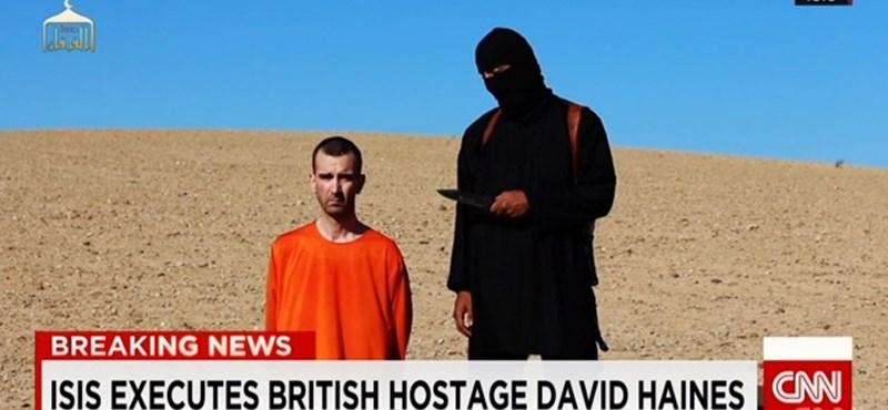 Lefejezett egy brit férfit az Iszlám Állam
