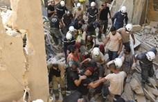 A hatalmas robbanás miatt lemondott a libanoni kormány