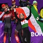 Olimpiai bajnok a magyar férfi rövidpályás gyorskorcsolyaváltó!