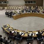 Az atomrobbantás miatt összeül az ENSZ BT