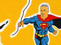 Supermant csinált Orbán Viktorból drMáriás