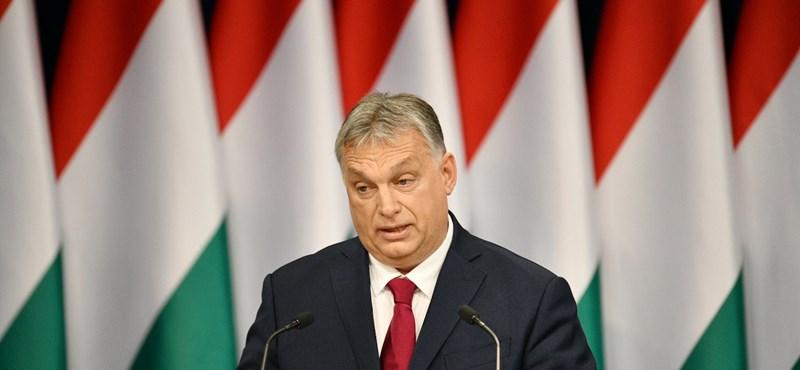 Orbán bejelentette a klímavédelmi akciótervet