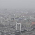Szmogriadó Budapesten: elrendelték a tájékoztatási fokozatot