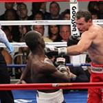 Így bokszolt Erdei Zsolt Amerikában – videó