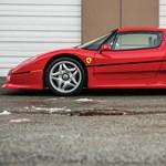 Ez nagyot ütött: 760 millió forintért cserélt gazdát Mike Tyson Ferrarija