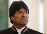 Elmenekült az országból a lemondott bolíviai elnök