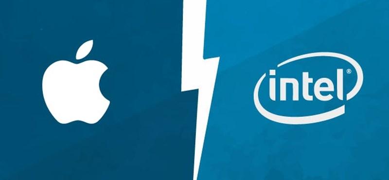 Nagy csapás lesz az Intel számára, ha ezt meglépi az Apple