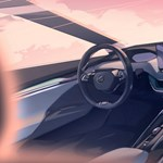Végre itt vannak a képek a Skoda első elektromos szabadidő-autójának belsejéről