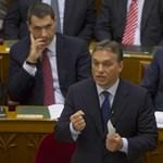 Orbán: Lázár nem bír a vérével
