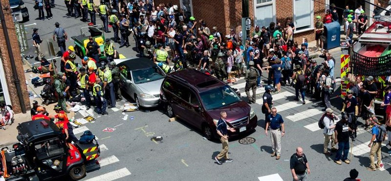 Seres: Charlottesville weimari tanulságai