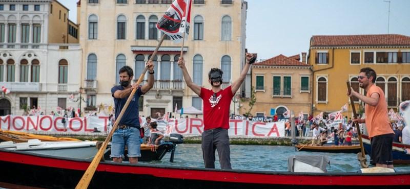 Tiltakoznak a velenceiek az újrainduló óceánjáró hajók miatt