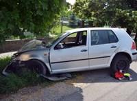 Ötszörös eltiltása ellenére, drogosan rendezett autós ámokfutást egy férfi Mosonmagyaróváron