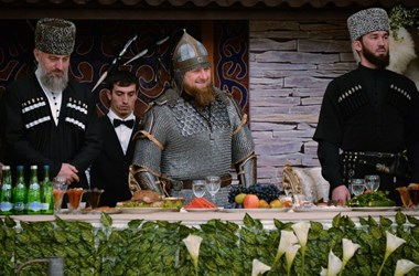 Kalifátust épített fel Csecsenföldön Putyin hű helytartója
